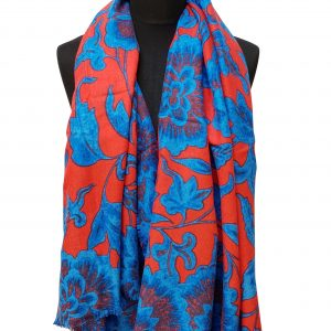ThannaPhum-luxe-cashmere-sjaal-blauw-rood-hma34-4