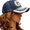 ThannaPhum glitter glamour cap dark girl TP dj crown DG