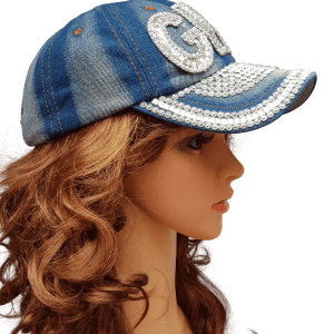 ThannaPhum glitter glamour cap girl light 2 TP dj crown LG