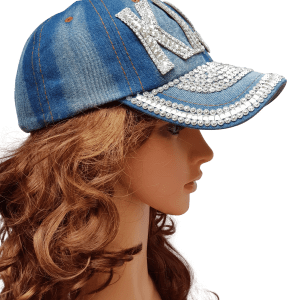 ThannaPhum glitter glamour cap light kiss TP dj crown LK