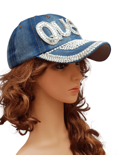 ThannaPhum glitter glamour cap queen light TP dj crown LQ