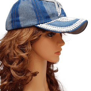ThannaPhum glitter glamour cap star light TP dj crown LS