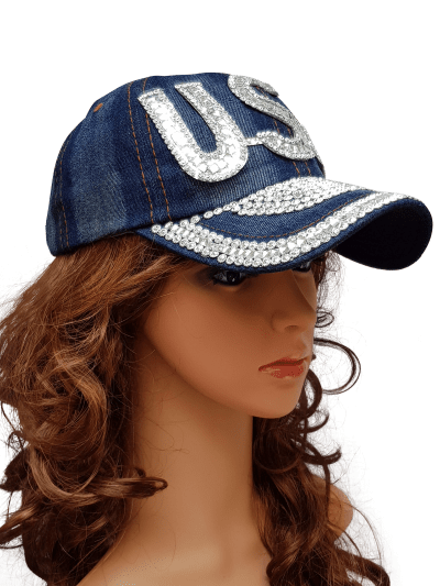 ThannaPhum glitter glamour cap usa dark TP dj crown DUSA