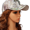 ThannaPhum glitter glamour cap cross flower