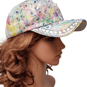 ThannaPhum glitter glamour cap glitter light colors