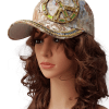 ThannaPhum glitter glamour cap golden crown